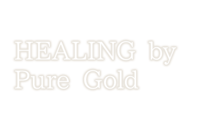 HEALING by Pure Gold