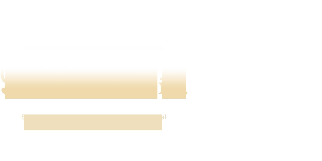 限りなく美しい輝きツキオカクオリティー「食用純金箔事業部」
